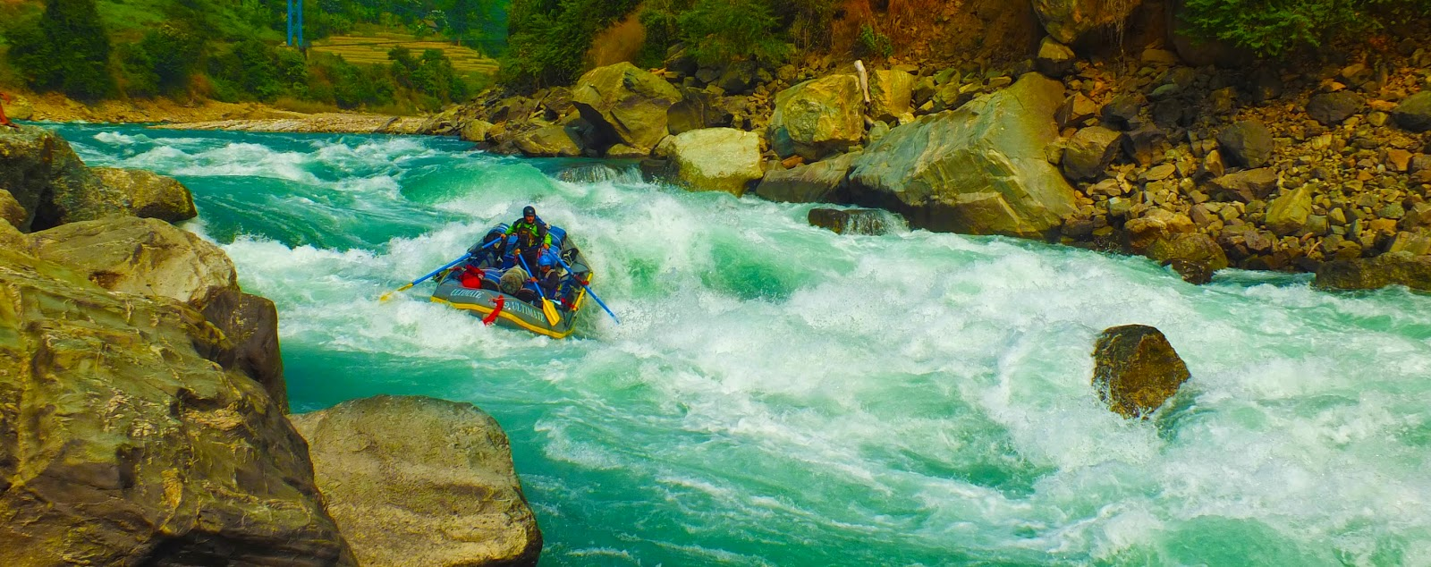 nepal rafting expeditions